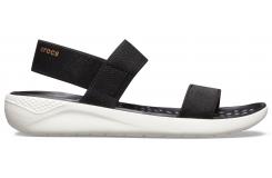 LiteRide Sandal W Black/White W6
