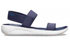 LiteRide Sandal W Navy/White W6