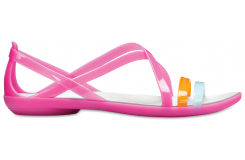 Isabella Cut Strappy Sandal W Paradise Pink/Rose Dust