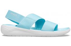 LiteRide Stretch Sandal W Ice Blue/Almost White W10