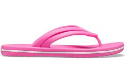 Crocband Flip W Electric Pink W10