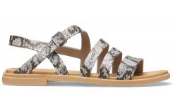 Crocs Tulum Sandal W Mushroom/Stucco