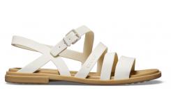 Crocs Tulum Sandal W Oyster/Tan