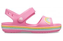 Crocband Imagination Sandal PS Pink Lemonade C10