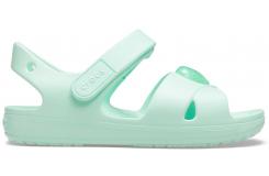 Classic Cross Strap Sandal PS Neo Mint
