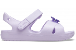 Classic Cross Strap Sandal PS Lavender C10