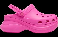 Crocs Classic Bae Clog W Electric Pink W10