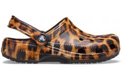 Classic Animal Print Clog Leopard