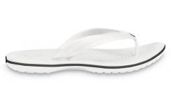 Crocband Flip White M4/W6