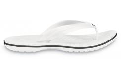 Crocband Flip  White