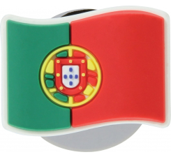 Odznačik Jibbitz - Portugal Flag