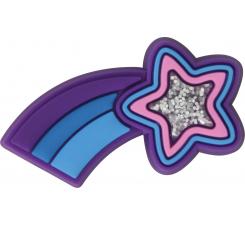 Odznačik Jibbitz - Shooting Star