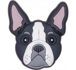 Odznačik Jibbitz - Boston Terrier