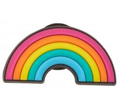 Odznačik Jibbitz - Rainbow