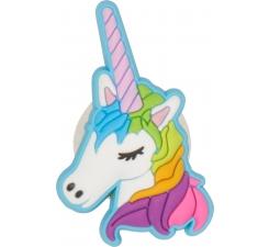 Odznačik Jibbitz - Unicorn
