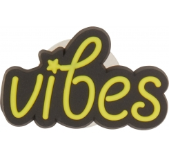 Odznačik Jibbitz - Vibes Charm