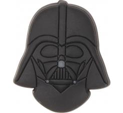 Odznačik Jibbitz - Star Wars Darth Vader Helmet
