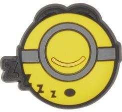 Odznačik Jibbitz - Minions Stuart Sleeping Icon