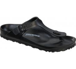 Čierne papuče Birkenstock Gizeh Eva