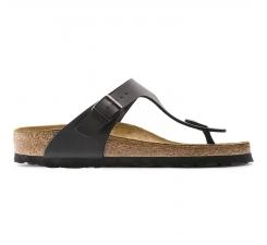 Čierne papuče Birkenstock Arizona Birko-Flor