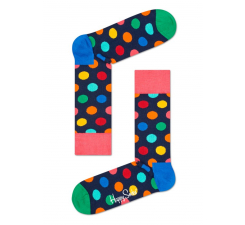 Farebné ponožky Happy Socks, vzor Big Dot