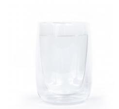 Číry termo pohár Fundamental Berlin Doppler Glass