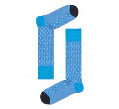Tyrkysové ponožky Happy Socks s ružovými plameniakmi, vzor Flamingo // kolekcia Dressed