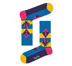 Farebné ponožky Happy Socks so vzorom Inca - 2010 // 10 YEARS ANNIVERSARY