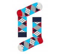 Farebné ponožky Happy Socks so vzorom Multi - 2013// 10 YEARS ANNIVERSARY
