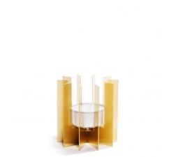 Stojan na čajové sviečky Fundamental Berlin Klick Tealight Solid