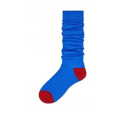 Dámske modré ponožky Happy Socks Cilla // kolekcia Hysteria