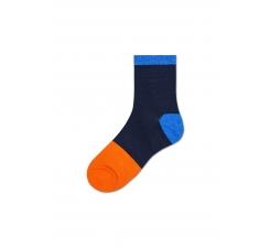 Dámske tmavo modré ponožky Happy Socks Liza // kolekcia Hysteria