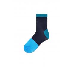Dámske tmavomodré ponožky Happy Socks Liza // kolekcia Hysteria