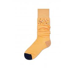 Dámske žlté podkolienky Happy Socks Madda // kolekce Hysteria