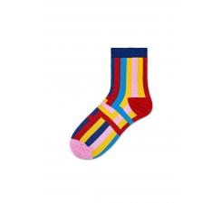 Dámske pestrofarebné ponožky Happy Socks Mira // kolekcia Hysteria