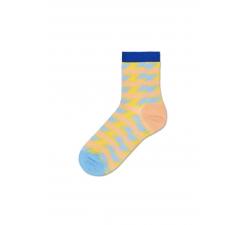 Dámske žlté ponožky Happy Socks Ray // kolekcia Hysteria