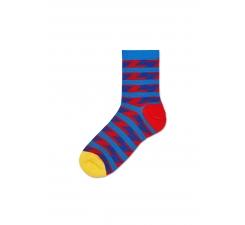 Dámske červené ponožky Happy Socks Ray // kolekcia Hysteria