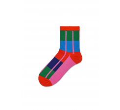 Dámske farebné ponožky Happy Socks Simone // kolekcia Hysteria