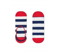 Nízke vykrojené pruhované ponožky Happy Socks, vzor Stripe