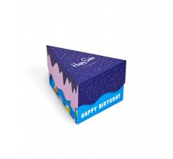 Darčeková krabička Happy Socks - Happy Birthday, tri páry