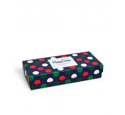 Darčekový box ponožiek Happy Socks Big Dot - 4 páry