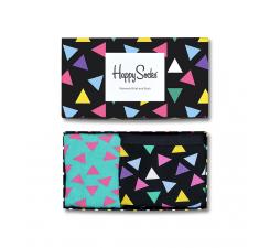Dárková krabička Happy Socks Triangle, dámská