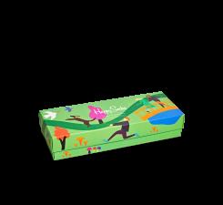 Darčekový box ponožiek Happy Socks Into The Park - 4 páry
