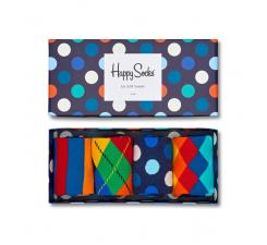 Darčeková krabička Happy Socks Mix, unisex