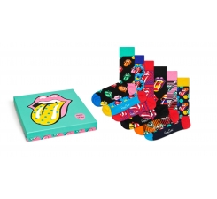 Darčeková krabička Happy Socks x Rolling Stones