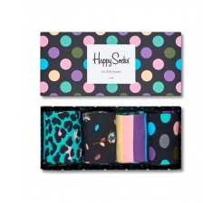 Darčeková krabička Happy Socks Stripes, unisex