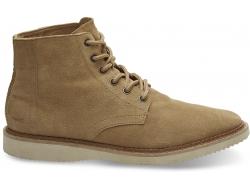 Pánske hnedé kotníkové boty TOMS Porter