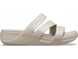 Crocs Monterey Wedge W Platinum