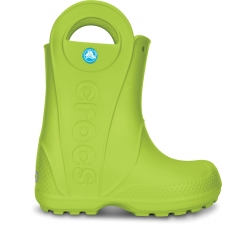 Handle It Rain Boot Kids VGrn C6