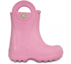 Handle It Rain Boot Kids - Carnation C8